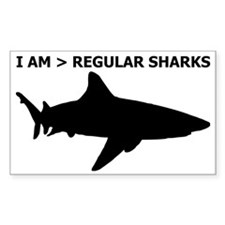 great shark Decal
