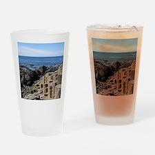 Giants Causeway, County Antrim, Nor Drinking Glass