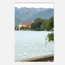 Italy, Stresa, Lake Maggi Postcards (Package of 8)