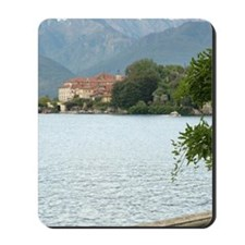 Italy, Stresa, Lake Maggiore, Isola Bell Mousepad