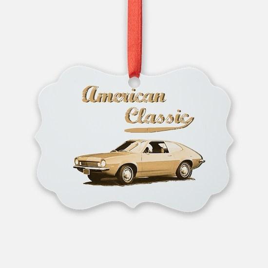 American Classic Ornament