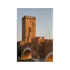 Castelvecchio, Ponte Scaligero, A Rectangle Magnet