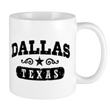 Dallas Texas Mug