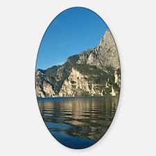 Italy, Riva del Garda, Lake Garda,  Decal