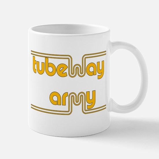 Tubeway Army Mug