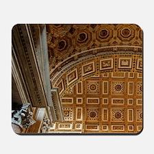 St. Peter's Basilica (aka Basilica di Sa Mousepad