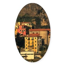 Gateway to Cinque Terre and major I Decal