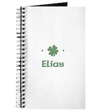"""""""Shamrock - Elias"""" Journal"""