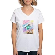 Fool Rider Waite Tarot Shirt