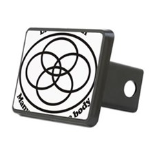 Living Plural Logo Hitch Cover