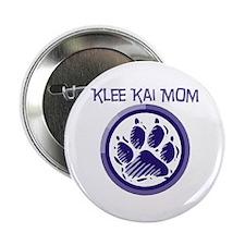 Klee Kai Mom Button