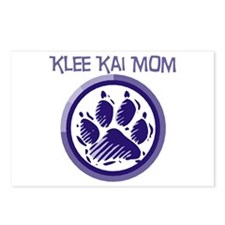 Klee Kai Mom Postcards (Package of 8)
