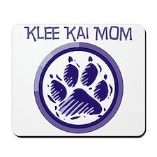 Klee Kai Mom Mousepad