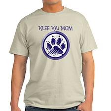 Klee Kai Mom T-Shirt