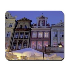 Poznan. Old Town/Stary Rynek. Cafes in t Mousepad
