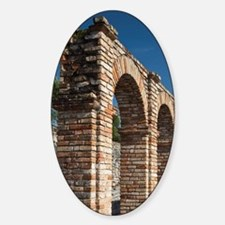 Grotto Of Catullus ruins, Sirmione, Decal