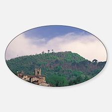 Italy, Tuscany, Collodi. Home of Pi Decal