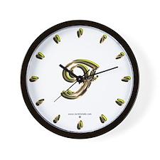 Phyllis Initial I Wall Clock