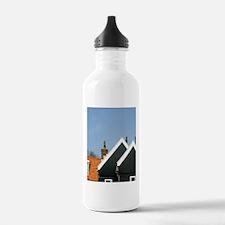 Volendam. Popular pict Water Bottle