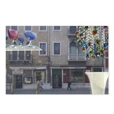 Glassworks; glass items i Postcards (Package of 8)