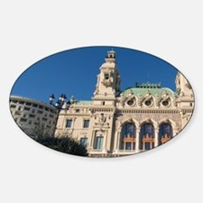 Principality of Monaco, Cote d'Azur Decal