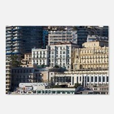 Principality of Monaco, C Postcards (Package of 8)