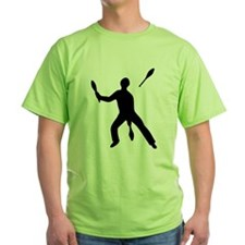 Unique Juggling T-Shirt