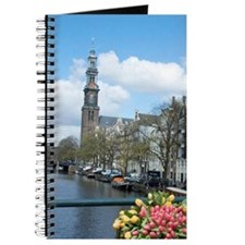 Netherlands, South Holland, Amsterdam Journal