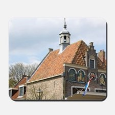 North Holland, Edam, cheese museum Mousepad