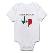 Texican Infant Bodysuit