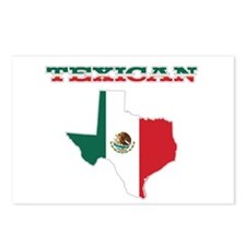 Texican Postcards (Package of 8)