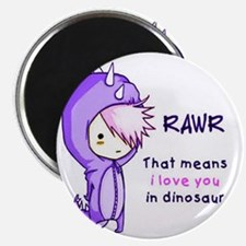 Rawr Magnet