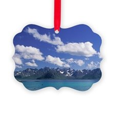 Norway, Vesteralen Islands, Kleiv Ornament