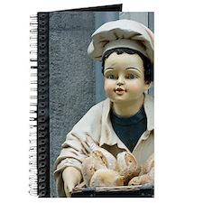 Limburg, Maastricht, Netherlands, statue o Journal