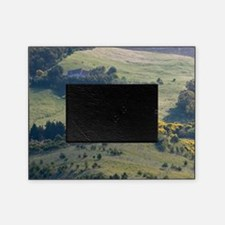 Italy, Sicily, Enna, Morning View of Picture Frame