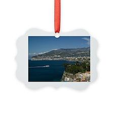SORRENTO: View of Marina Grande A Ornament