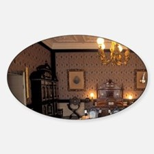 Het Loo Palace Museum, game roomHet Sticker (Oval)