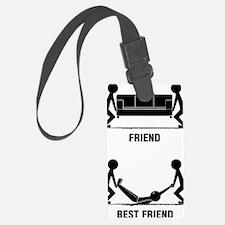 friends Luggage Tag