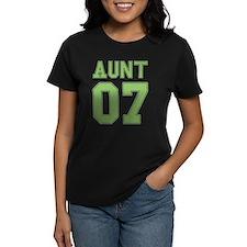 Green Aunt 07 Tee