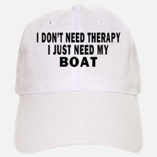 I DONT NEED THERAPY 4 WHITE Cap