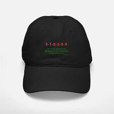 Stress Baseball Hat