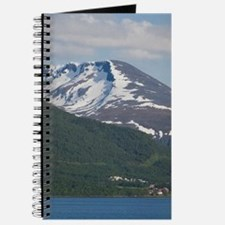 Tromso. Gateway to the Arctic located abov Journal