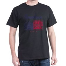Barcelona_7x7_apparel_CasaMila_ParcGu T-Shirt