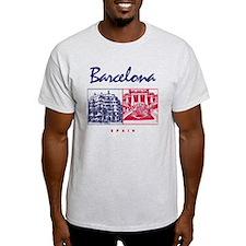 Barcelona_7x7_apparel_CasaMila_ParcG T-Shirt