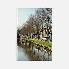The Netherlands (aka Holland). Me Rectangle Magnet