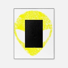 alien yellow Picture Frame