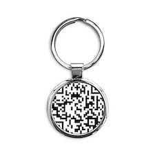 img.php Round Keychain