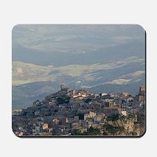 Morning View of Hill Townscibetta, Morni Mousepad