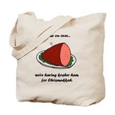 Kosher Ham Tote Bag