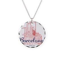 Barcelona_7x7_LaSagradaFamil Necklace